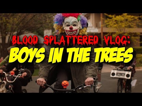 Boys in the Trees (2016) – Blood Splattered Vlog (Horror Movie Review)