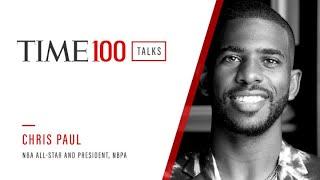 Chris Paul | TIME100 Talks