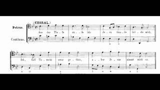 Bach Lukas-Passion 246-46 Aus der Tiefe rufe ich