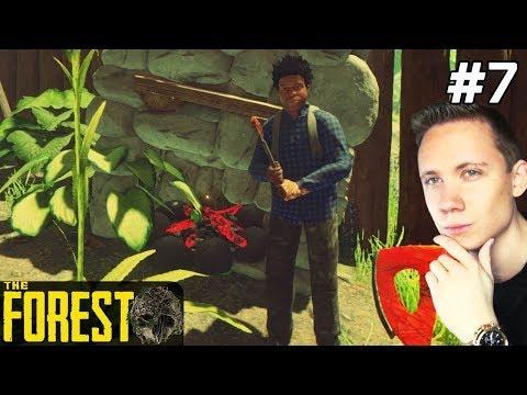 The Forest PL Gameplay [#7] PRZESZUKAĆ Las? Głupiutki Pomysł! /z Paweł