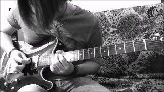 UN AUTRE MONDE - Téléphone (Melodic Rock Guitar Cover) by Tanguy Kerleroux