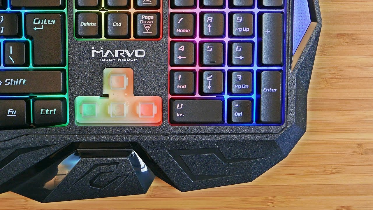 marvo keyboard driver