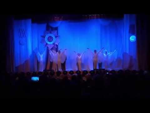 Танец стюардесс Воздушный экипаж. Детский танцевальный коллектив Журавлик