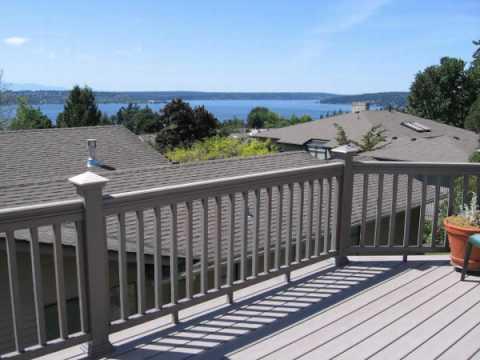 plexiglass balcony railings Plexiglass Panels For Stair Balconies YouTube