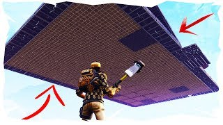 COMMENT CONSTRUIRE UNE BASE FLOTTANTE EN FORTNITE SAVE THE WORLD (fr) Travail 2018