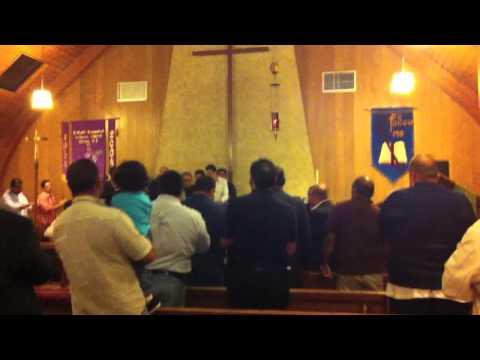 "Gypsy Church Fat Mike singing ""Hi Nastee O Dusmano"" God Is Love"