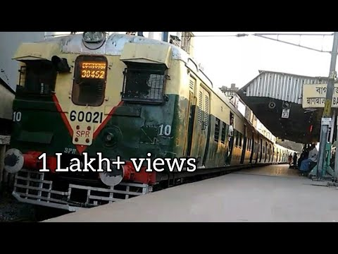 Barasat Ballygunge Local | Sealdah Kolkata Local | Bagbazar Railway Station | Everything Recordable