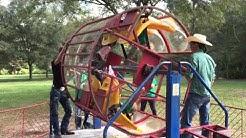 Diamond D Ranch Jacksonville Florida Field trip for kindergarten class