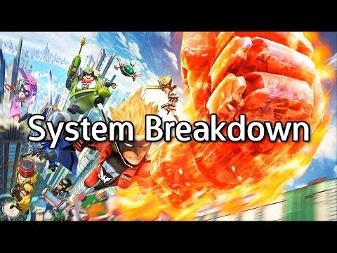 The Wonderful 101 「System Breakdown」 - Episode 002: The Combat System