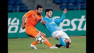 Al Faisaly 2-2 Al Wahda (AFC Cup 2018: Group Stage) 2017 Video