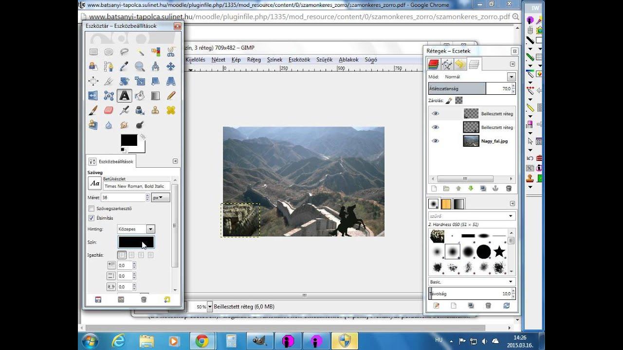 96a31a4666 Felirat készítés I. - YouTube