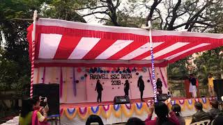 VNS EV SSC 2018 Farewell Kpop Performance