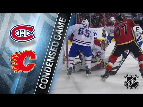12/22/17 Condensed Game: Canadiens @ Flames