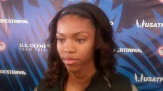 Vashti Cunningham Wanted to Win but Is Pleased to be an Olympian