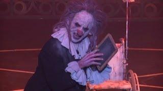 "Lo spaventoso ""Circo de Los Horrores"" a Roma con i suoi mostri"
