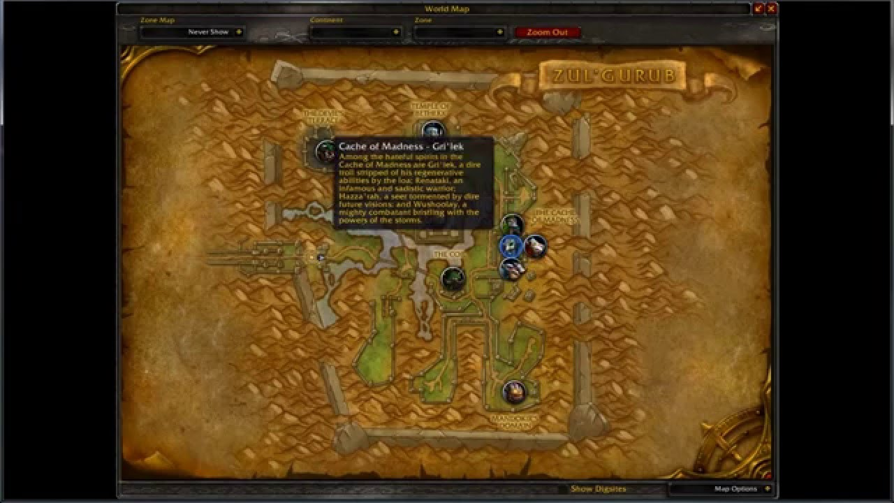 how to find the entrance to zul 39 gurub world of warcraft youtube. Black Bedroom Furniture Sets. Home Design Ideas