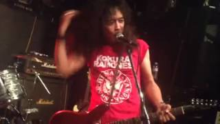 Live at Live space zero 2014.08.03 Rock'n roll High Schooi(途中)〜M...