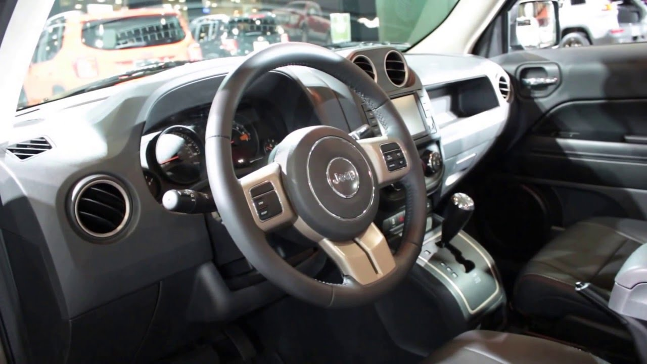 Marvelous 2016 Jeep Patriot Sport 75th Anniversary Interior Walkaround Price   2016  New York Auto Show   YouTube Photo