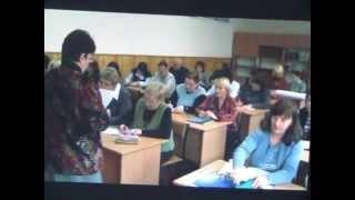 Школе №7 90 лет г. Житомир