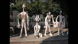 Прикольные картинки Парк ужасов в Тайланде