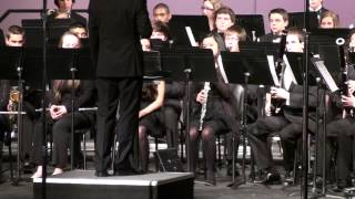 2015 Richland HS Symphonic Band, Funa Uta May 8 Cluster Concert