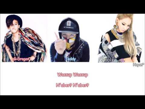 G-Dragon - The Leaders (feat. Teddy, CL) Turkish Sub./Türkçe Altyazılı [Color Coded]