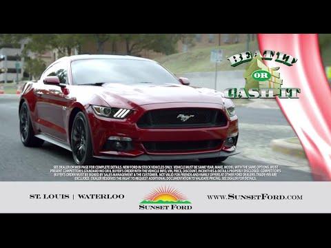 St Louis Ford Dealers >> Sunset Ford St Louis Oldest Ford Dealer April 2015