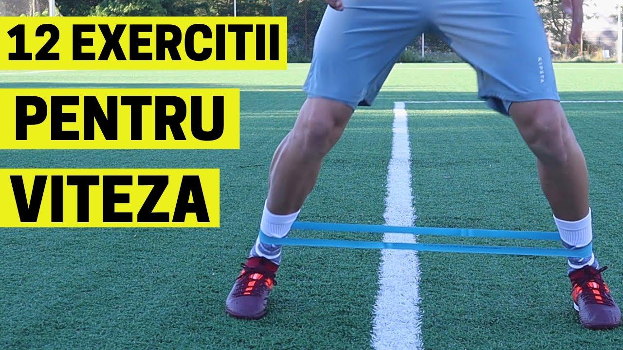 ANTRENAMENT PENTRU VITEZA CU BENZILE ELASTICE | IMPROVED FOOTBALL