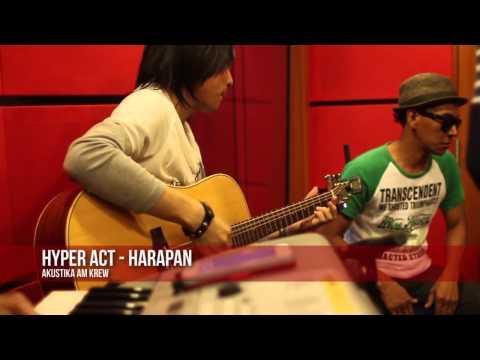 Akustika AM Krew - Hyper Act - Harapan
