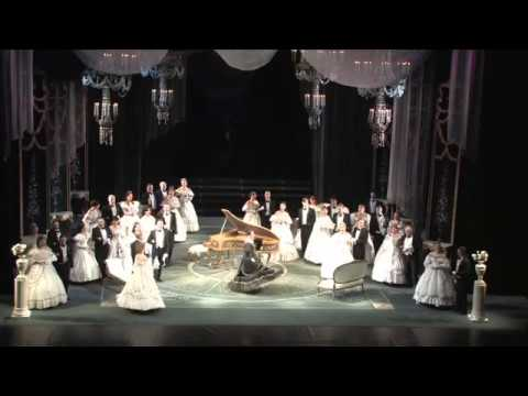 La traviata 1 act. Opera