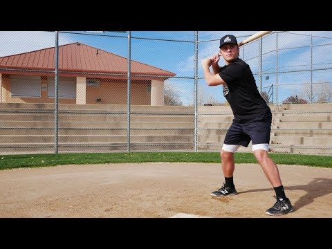 Struggling At The Plate? WATCH THIS!!