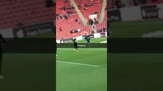 Pickford *extreme* training for England vs Kosovo match! *insane*