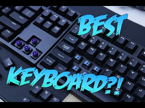 BEST Keyboard Ever Made?!