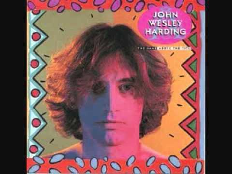 John Wesley Harding - Save A Little Room For Me