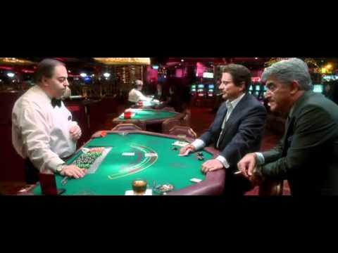 Casino[1995] - Nicky Santoro playing blackjack