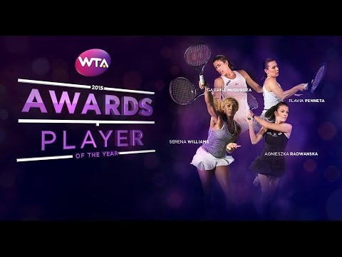 2015 WTA Player of the Year Finalists