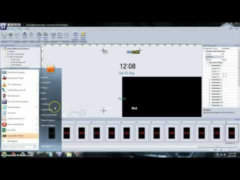 Custom boot animation on samsung stock rom(zip to qmg)