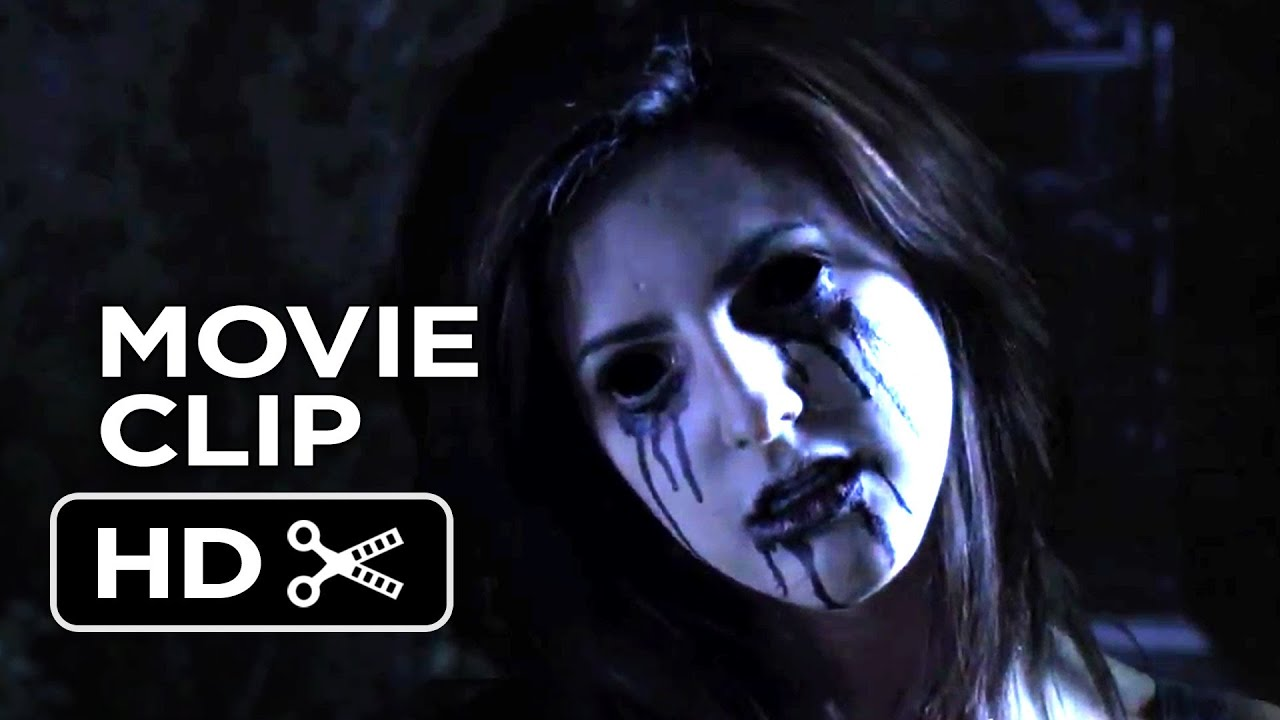Download The Black Waters of Echo's Pond Movie CLIP - Wood's Chase (2013) - Horror Movie HD