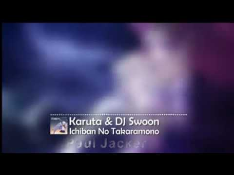 Karuta & DJ Swon ichiban No Takaramono