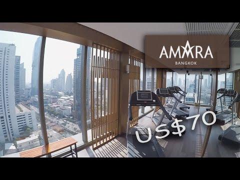 AMARA HOTEL BANGKOK THAILAND 🌴☀️ | BANGKOK NEW HOTEL 2016 | 泰國曼谷酒店