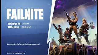 Fortnite: Funny Fails and... more fails compilation