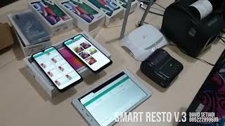 Aplikasi cafe dan resto SMART RESTO V. 3 screenshot 5