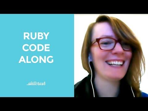 Ruby Code Along, Dec 2014