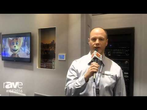 ISE 2016: Crestron Electronics Exhibits Home Elements Module and Template Toolkit