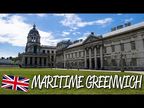 Maritime Greenwich - UNESCO World Heritage Site