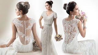 Свадебные платья(Свадебные прически и свадебные платья., 2014-12-16T23:54:32.000Z)
