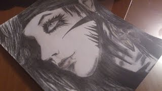 My Andy Biersack Drawing