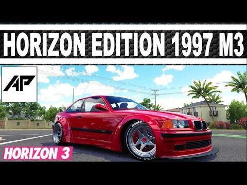 forza horizon 3 horizon edition 1997 bmw m3 mini. Black Bedroom Furniture Sets. Home Design Ideas