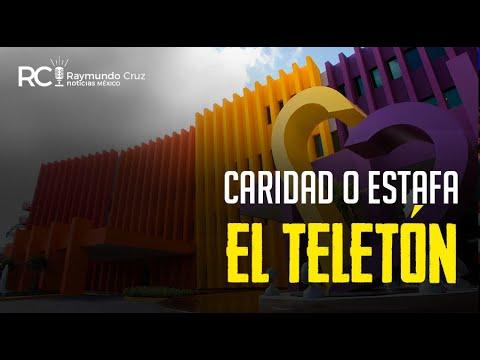 ¡CARIDAD O ESTAFA, EL TELETÓN!