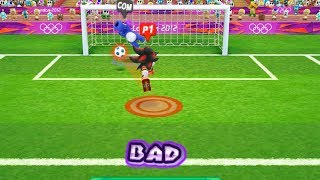 Mario & Sonic at the London 2012 Olympic Games#football #89
